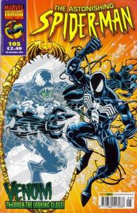 Cover Thumbnail for The Astonishing Spider-Man (Panini UK, 1995 series) #105