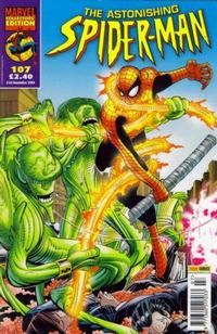 Cover Thumbnail for The Astonishing Spider-Man (Panini UK, 1995 series) #107