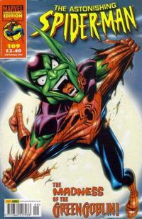 Cover Thumbnail for The Astonishing Spider-Man (Panini UK, 1995 series) #109