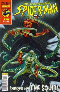 Cover Thumbnail for The Astonishing Spider-Man (Panini UK, 1995 series) #110