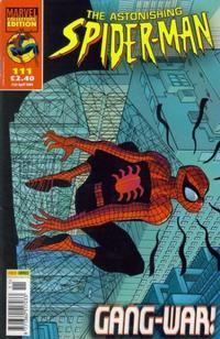 Cover Thumbnail for The Astonishing Spider-Man (Panini UK, 1995 series) #111