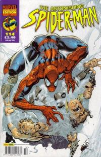 Cover Thumbnail for The Astonishing Spider-Man (Panini UK, 1995 series) #114