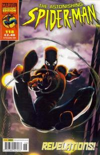 Cover Thumbnail for The Astonishing Spider-Man (Panini UK, 1995 series) #118