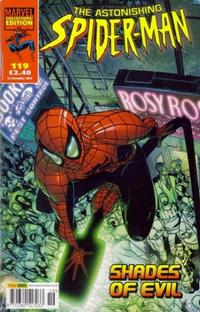 Cover Thumbnail for The Astonishing Spider-Man (Panini UK, 1995 series) #119
