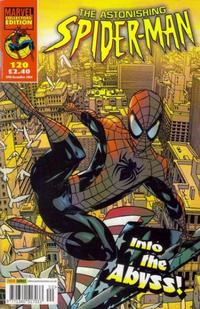 Cover Thumbnail for The Astonishing Spider-Man (Panini UK, 1995 series) #120
