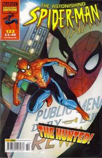 Cover Thumbnail for The Astonishing Spider-Man (Panini UK, 1995 series) #122