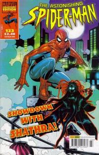 Cover Thumbnail for The Astonishing Spider-Man (Panini UK, 1995 series) #123