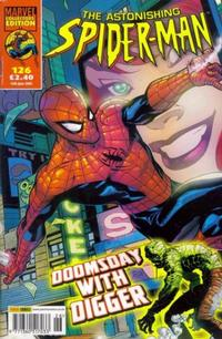 Cover Thumbnail for The Astonishing Spider-Man (Panini UK, 1995 series) #126