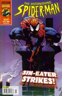 Cover Thumbnail for The Astonishing Spider-Man (Panini UK, 1995 series) #127