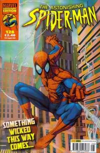 Cover Thumbnail for The Astonishing Spider-Man (Panini UK, 1995 series) #128