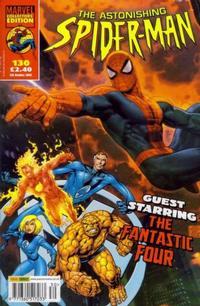 Cover Thumbnail for The Astonishing Spider-Man (Panini UK, 1995 series) #130