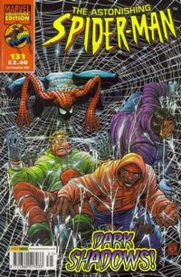 Cover Thumbnail for The Astonishing Spider-Man (Panini UK, 1995 series) #131
