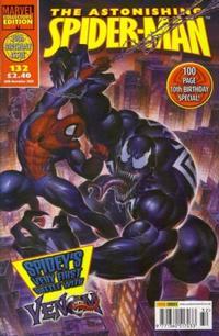 Cover Thumbnail for The Astonishing Spider-Man (Panini UK, 1995 series) #132
