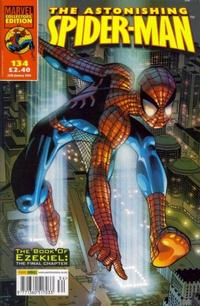 Cover Thumbnail for The Astonishing Spider-Man (Panini UK, 1995 series) #134