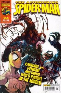 Cover Thumbnail for The Astonishing Spider-Man (Panini UK, 1995 series) #135