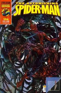 Cover Thumbnail for The Astonishing Spider-Man (Panini UK, 1995 series) #136