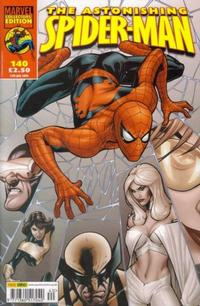 Cover Thumbnail for The Astonishing Spider-Man (Panini UK, 1995 series) #140