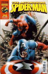 Cover Thumbnail for The Astonishing Spider-Man (Panini UK, 1995 series) #144