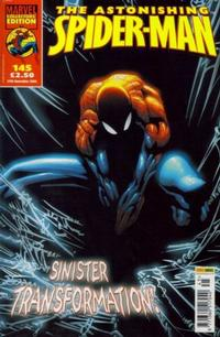 Cover Thumbnail for The Astonishing Spider-Man (Panini UK, 1995 series) #145