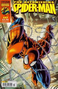 Cover Thumbnail for The Astonishing Spider-Man (Panini UK, 1995 series) #147