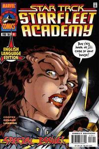Cover Thumbnail for Star Trek: Starfleet Academy (Marvel, 1996 series) #18 [English]