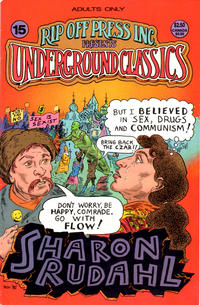 Cover Thumbnail for Underground Classics (Rip Off Press, 1985 series) #15