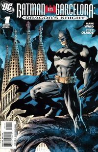 Cover Thumbnail for Batman in Barcelona: Dragon's Knight (DC, 2009 series) #1
