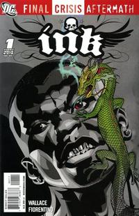 Cover for Final Crisis Aftermath: Ink (DC, 2009 series) #1