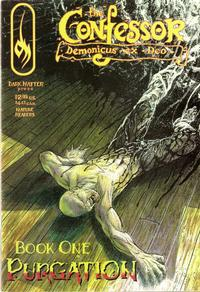 Cover Thumbnail for The Confessor: Demonicus-ex-Deo (Dark Matter Press, 1996 series) #1