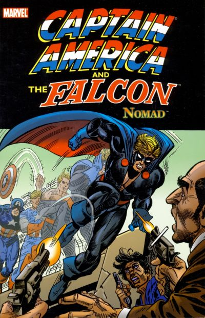 Cover for Captain America and the Falcon: Nomad (Marvel, 2006 series) #[nn]