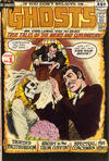Cover for Ghosts (DC, 1971 series) #1