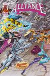 Cover for The Alliance (Image, 1995 series) #3 [Cover A]