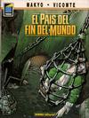 Cover for Pandora (NORMA Editorial, 1989 series) #2 - El país del fin del mundo