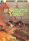 Cover for Pandora (NORMA Editorial, 1989 series) #5 - El lama blanco II. La segunda visión