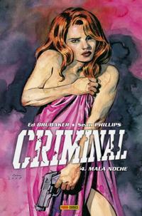 Cover Thumbnail for Criminal (Panini España, 2008 series) #4
