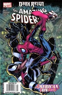 Cover Thumbnail for The Amazing Spider-Man (Marvel, 1999 series) #596