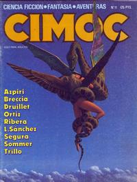 Cover Thumbnail for Cimoc (NORMA Editorial, 1981 series) #11