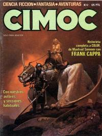Cover Thumbnail for Cimoc (NORMA Editorial, 1981 series) #12