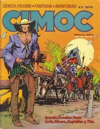 Cover Thumbnail for Cimoc (NORMA Editorial, 1981 series) #15