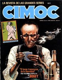 Cover Thumbnail for Cimoc (NORMA Editorial, 1981 series) #17