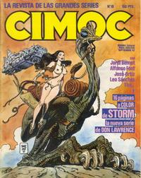Cover Thumbnail for Cimoc (NORMA Editorial, 1981 series) #19
