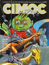 Cover Thumbnail for Cimoc (NORMA Editorial, 1981 series) #64