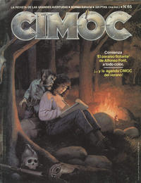 Cover Thumbnail for Cimoc (NORMA Editorial, 1981 series) #65