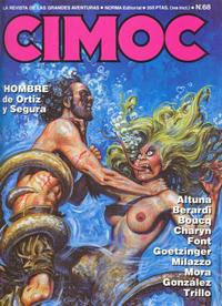 Cover Thumbnail for Cimoc (NORMA Editorial, 1981 series) #68