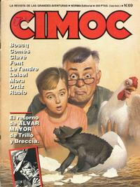 Cover Thumbnail for Cimoc (NORMA Editorial, 1981 series) #69