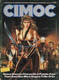 Cover Thumbnail for Cimoc (NORMA Editorial, 1981 series) #70