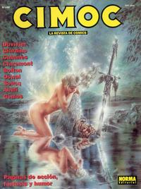 Cover Thumbnail for Cimoc (NORMA Editorial, 1981 series) #160