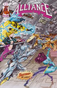 Cover Thumbnail for The Alliance (Image, 1995 series) #3 [Cover A]