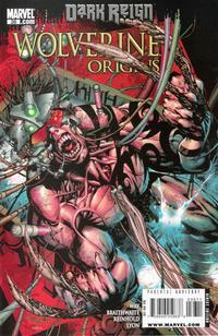 Cover Thumbnail for Wolverine: Origins (Marvel, 2006 series) #36