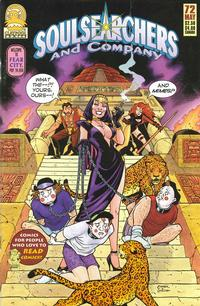 Cover for Soulsearchers and Company (Claypool Comics, 1993 series) #72